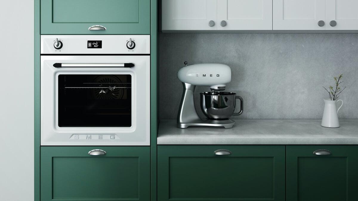 Köksmaskiner som underlättar