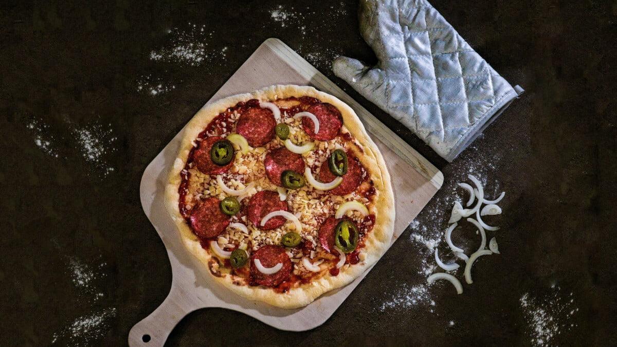Bästa pizzaspaden
